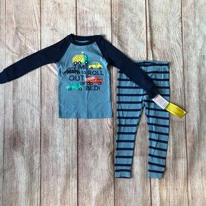 4/$25 NWT Just One You Carters   Toddler 2T   PJ